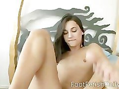 Georgia Jones Foot
