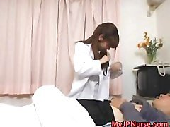 Hot Japanese Doctor has sex part6