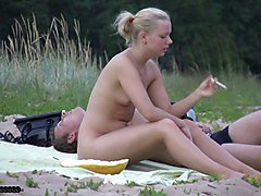 TheBeachWatch 3 Beach Strand Nudist Naturist Teen