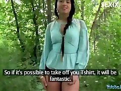 sexix.net - 18486-public agent ep 303 sexy black haired russian fucked in the woods hd 1080p