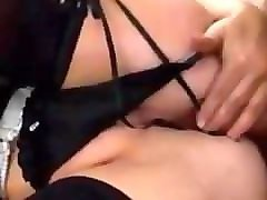 busty blonde with big boobs get anal