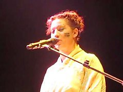 the dream woman: amanda palmer hairy and saggy