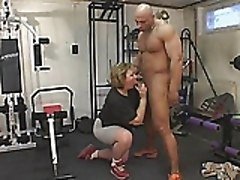 Anal Sport With Mature
