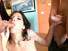Rebeca Linares The Double Stuffed Beauty