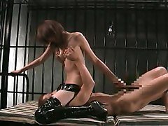 Asian Mistress Amp Amp Slave