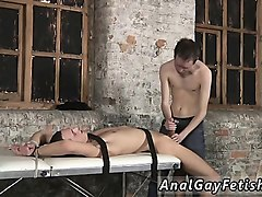 watch free full gay male bondage video but it's the look of