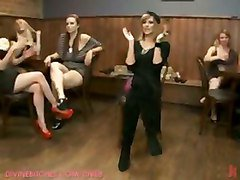 Maitresse Madeline And Aiden Starrs Divine Bday Bash Live And Public