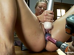 One Pussy Orgasm, One Anal Orgasm and One Totally Crazy No Idea How THAT Happened Orgasm