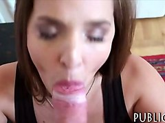 pretty eurobabe railed by stranger dude for some money