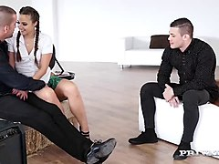 deep throat pro amirah adara is a horny teen stud
