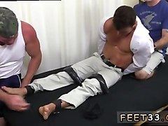 horny guys tickle their good looking stud