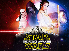 Danny D, Stella Cox in Force Awakens: A XXX Parody - DigitalPlayground