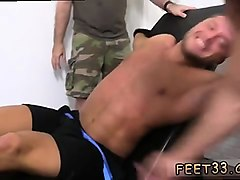 gay foot fetish slave hypnosis and gays smelling guys feet m