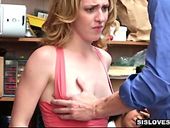 shoplyfter - best friends fuck their way out of trouble
