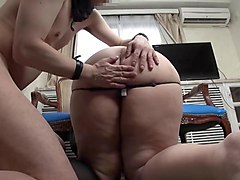 subtitles japanese bbw fat body worship in hd